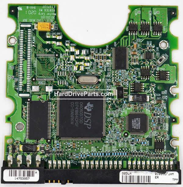 040103700 Scheda Elettronica HDD Maxtor