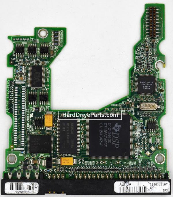 040106000 Scheda Elettronica HDD Maxtor