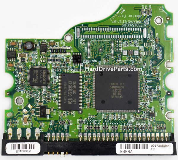 040108000 Scheda Elettronica HDD Maxtor