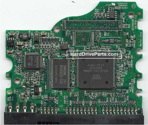 040110200 Scheda Elettronica HDD Maxtor