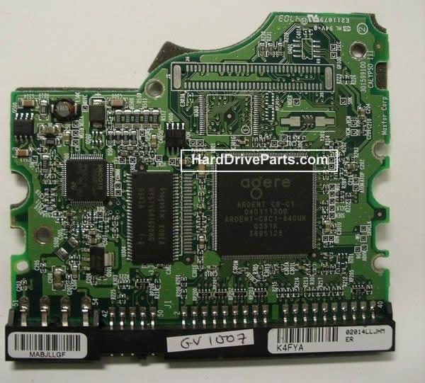040111300 Scheda Elettronica HDD Maxtor