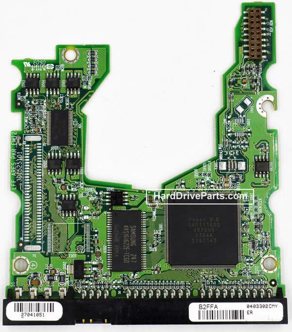 040111600 Scheda Elettronica HDD Maxtor