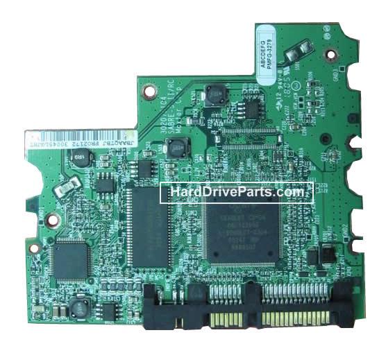 040123900 Scheda Elettronica HDD Maxtor
