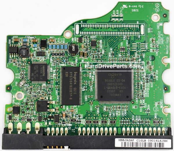 040125100 Scheda Elettronica HDD Maxtor