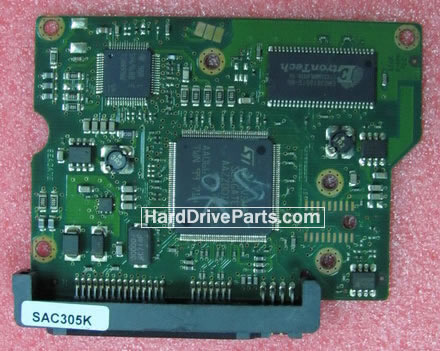 STM3250310AS Seagate Scheda Elettronica Hard Disk 100442000