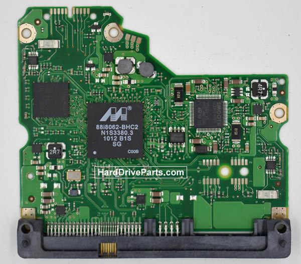 100549571 Scheda Elettronica HDD Seagate