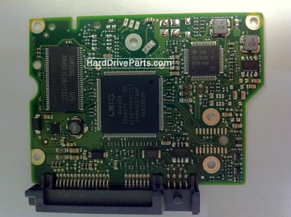 ST2000VX002 Seagate Scheda Logica 100603204