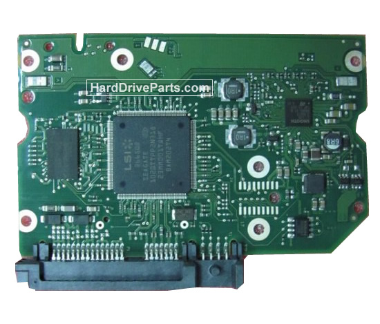 100608206 Scheda Elettronica HDD Seagate