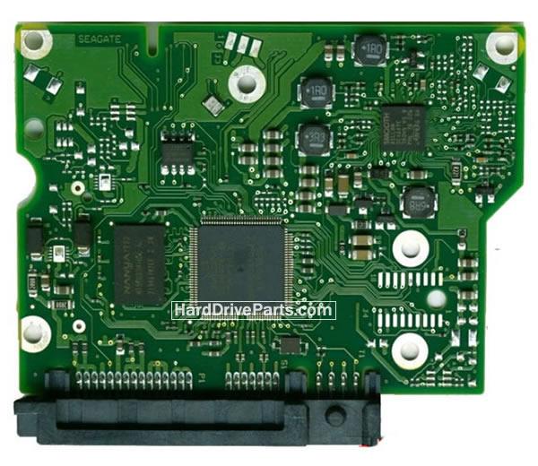 100687658 Scheda Elettronica HDD Seagate