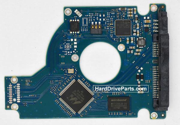 Seagate ST500LT012 Parte Elettronica Hard Disk 100696152
