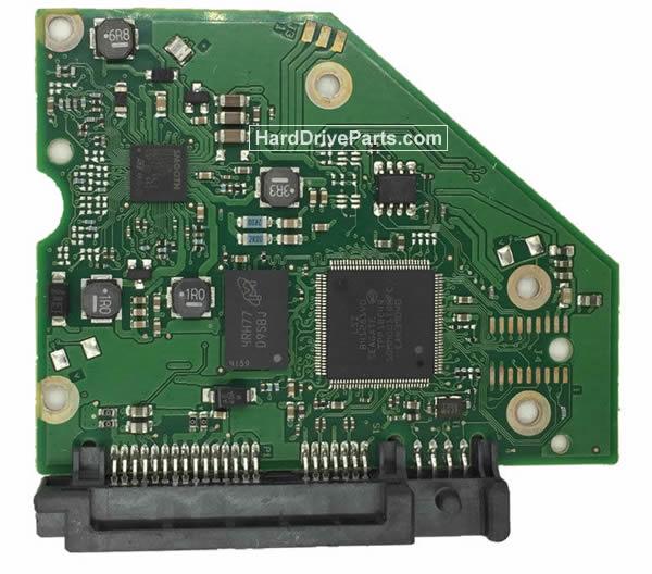 Seagate ST3000DM001 Parte Elettronica Hard Disk 100762568