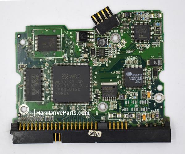 2060-001062-004 Scheda Elettronica HDD Western Digital