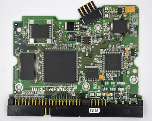 Western Digital WD600BB Parte Elettronica Hard Disk 2060-001092-006