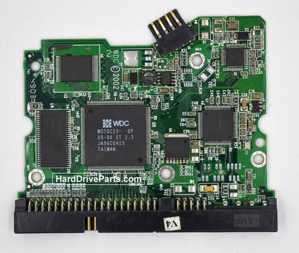 2060-001175-000 Scheda Elettronica HDD Western Digital
