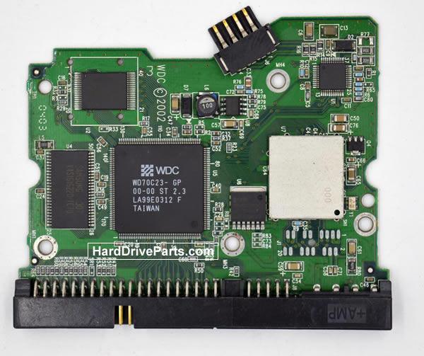 2060-001177-000 Scheda Elettronica HDD Western Digital