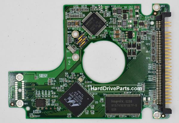2060-701281-001 Scheda Elettronica HDD Western Digital
