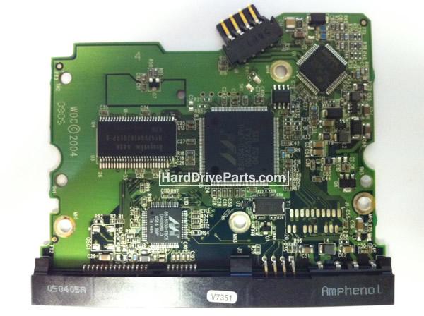 2060-701293-001 Scheda Elettronica HDD Western Digital