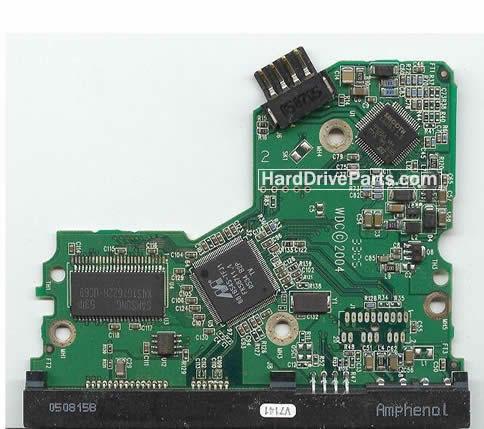 2060-701335-003 Scheda Elettronica HDD Western Digital