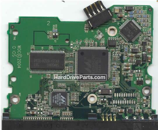 2060-701336-003 Scheda Elettronica HDD Western Digital