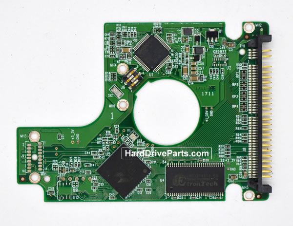 2060-701532-000 Scheda Elettronica HDD Western Digital