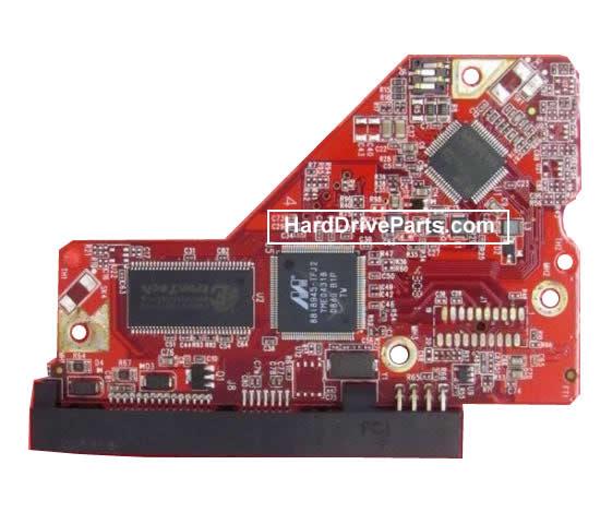 2060-701607-000 Scheda Elettronica HDD Western Digital