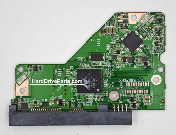 Western Digital WD6400AAKS Parte Elettronica Hard Disk 2060-771577-000