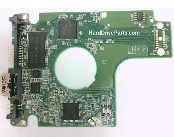 WD20NMVW WD Scheda Elettronica Hard Disk 2060-771961-000