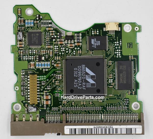 BF41-00051A Scheda Elettronica HDD Samsung