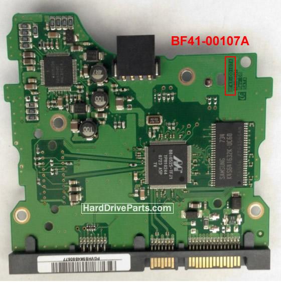 BF41-00107A Scheda Elettronica HDD Samsung