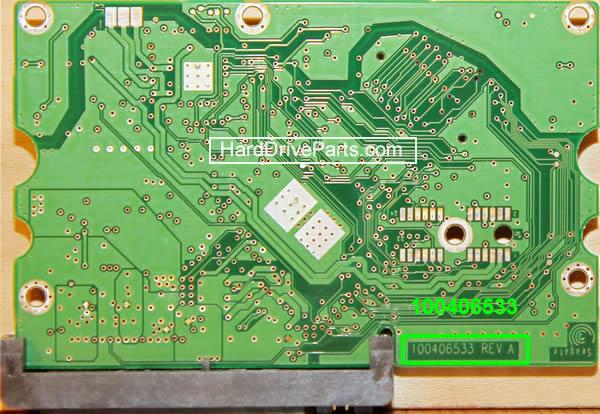 Cambiare parte elettronica Hard Disk Seagate barracuda 7200.10