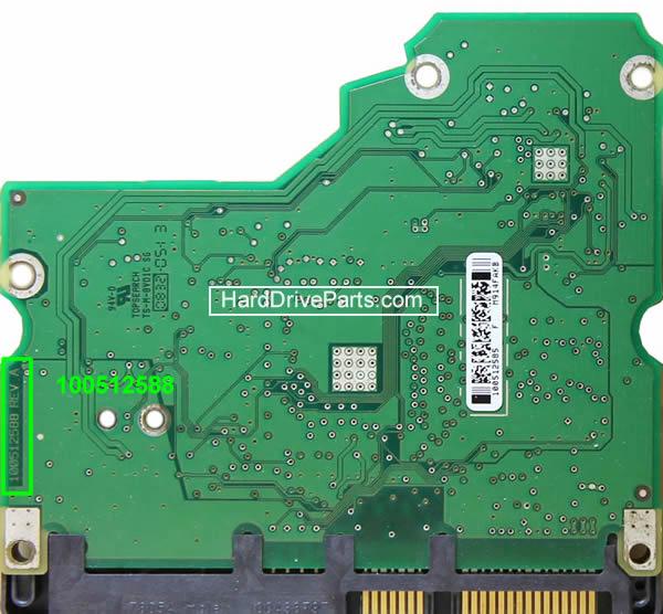 Cambiare parte elettronica Hard Disk Seagate barracuda 7200.11