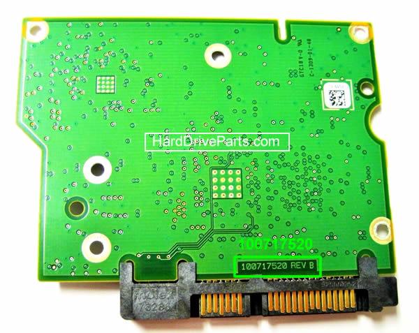 Cambiare parte elettronica Hard Disk Seagate barracuda 7200.12