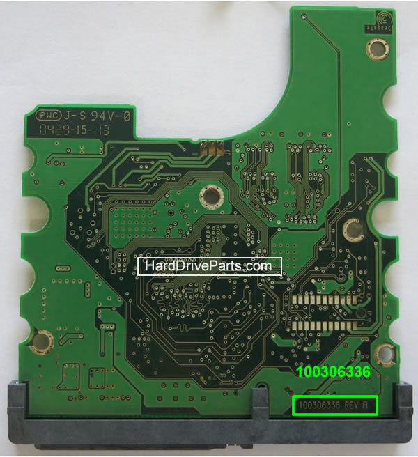Cambiare parte elettronica Hard Disk Seagate barracuda 7200.7