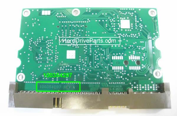 Cambiare parte elettronica Hard Disk Seagate barracuda 7200.8