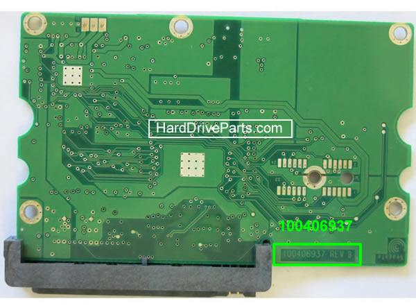 Cambiare parte elettronica Hard Disk Seagate barracuda 7200.9