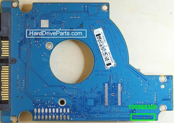 Cambiare parte elettronica Hard Disk Seagate 2.5