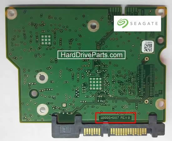 sostituire scheda elettronica hard disk seagate